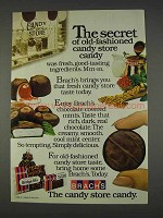 1982 Brach's Candy Ad - The Secret