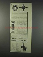 1910 Ingersoll-Rand Crown Imperial Drill, Hoist Ad