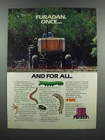 1983 FMC Furadan Ad - Once and For All