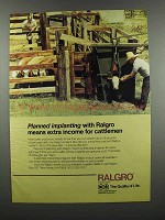 1983 International Minerals & Chemical Ralgro Ad