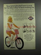 1983 Huffy Bikes Ad - Sweet Thunder, Fantasia