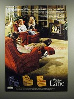 1983 Lane Action-Mates Recliners Ad - Spoiler, Boss