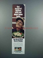 1983 Hormel Chunk Breast of Chicken Ad - Down-Home