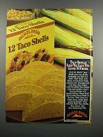 1983 Old El Paso Taco Shelss Ad - Good'N Fresh