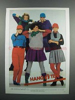 1983 Hang Ten Advertisement - Women's Fashion