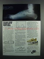 1983 Nike Destiny Sneakers Ad - Young Runners