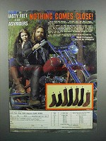 1983 Chippewa Nasty Feet Boots Ad - Nothing Comes Close