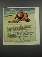 1983 Cayman Islands Department of Tourism Ad - Beguiled