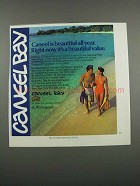1983 Caneel Bay St. John, U.S. Virgin Islands Ad