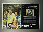 1983 Mr. Goodwrench Ad - Keep my Car Running