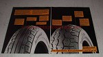 1983 2-pg Continental SuperTwins Motorcycle Tires Ad