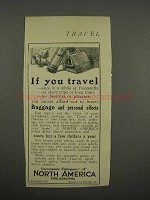 1919 Insurance Company of North America Ad - Travel