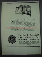 1926 Hartford Accident and Indemnity Co. Ad