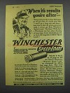 1928 Winchester Repeater Speed Loads Ad - Results