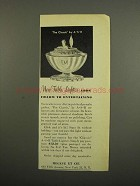 1949 A.S.R. Classic Cigarette Lighter Ad - Adds Charm