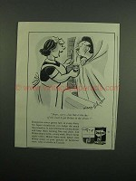 1950 Drano Drain Cleaner Ad - Oops, Sorry