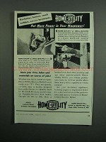 1951 Black & Decker Home-Utility 1/4
