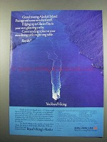 1984 Royal Viking Line Ad - Alaska's Inland Passage