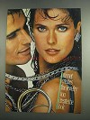 1984 Monet Jewelry Ad - You Create the Look