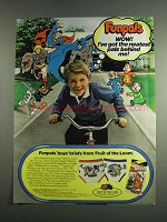 1984 Fruit of the Loom Funpals Underwear Ad - Wow!