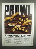 1984 Cyanamid Prowl herbicide Ad - Grass Control