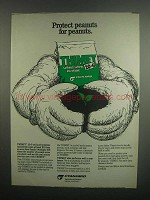 1984 Cyanamid Thimet 20-G Insecticide Ad
