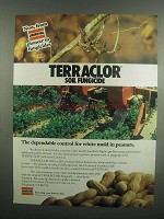 1984 Uniroyal Terraclor Soil fungicide Ad