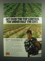 1984 Uniroyal Dyanap ad - Over-the-Top Control
