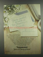 1984 Tupperware Home Parties Ad - You're Invited