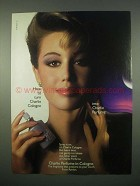 1984 Revlon Charlie Perfume-in-Cologne Ad