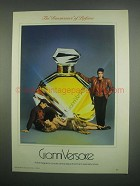 1984 Gianni Versace Perfume Ad - The Renaissance