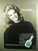 1984 Head & Shoulders Shampoo Ad - Trust This Hair