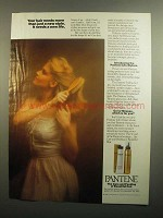 1984 Pantene Hair Products Ad - Needs a New Life