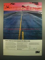 1984 3M Scotchkote Epoxy Coating Ad - Save Taxpayers