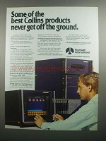 1984 Rockwell Collins Avionics Products Ad - The Best