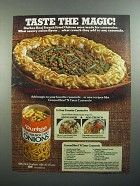 1984 Durkee French Fried Onions Ad - Beef 'n Tater