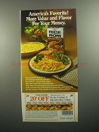 1984 Rice-A-Roni Chicken Flavor Ad - America's Favorite