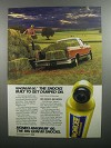 1984 Monro-Magnum 60 Shocks Ad - Built to Get Dumped On