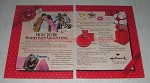 1984 Hallmark Valentine Products Ad - Be Someone's