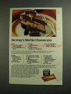 1984 Hershey's Cocoa and Reese's Peanut Butter Chips Ad