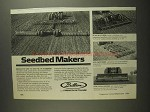 1984 Brillion Ad - Pulverizers, Pulvi-Mulchers, Seeders
