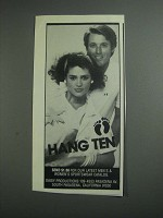 1984 Hang Ten Fashion Advertisement
