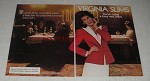 1984 Virginia Slims Cigarettes Ad - A Man Had His Place