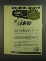 1955 John Deere Value-Checked Used Farm Equipment Ad