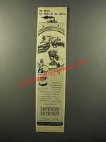 1946 Southern Comfort Ad - Grand Old Drink of the South