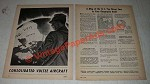 1943 Consolidated Vultee Aircraft Ad - Map Never Saw
