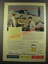 1940 Camel Cigarettes Ad - Homer Berry - Fastest Plane