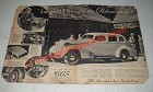 1936 Oldsmobile Six-Cylinder Touring Sedan Ad - Glad