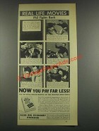 1932 Post's Bran Flakes Ad - Real Life Movies
