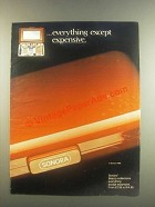 1985 Sonora Beauty Collection Ad - Everything Except